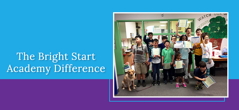 The Bright Start Academy Difference