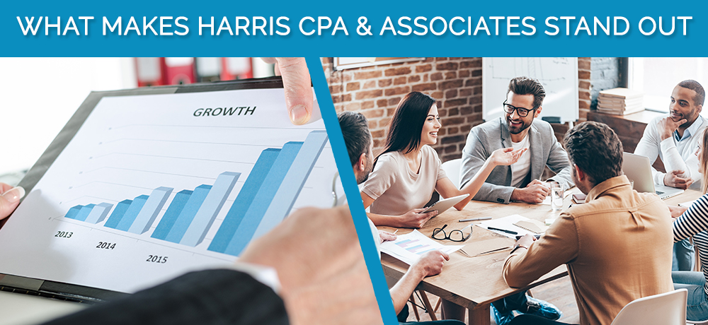 What Makes Harris CPA & Associates Stand Out