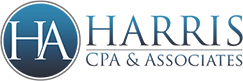 Harris CPA and Associates Logo