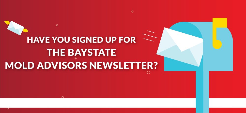 Have You Signed Up For The Baystate Mold Advisors Newsletter?