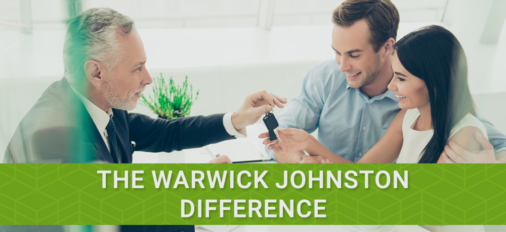 The Warwick Johnston Difference