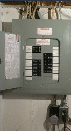 After Electrical Panel Upgrade in Toronto by H MAN ELECTRIC