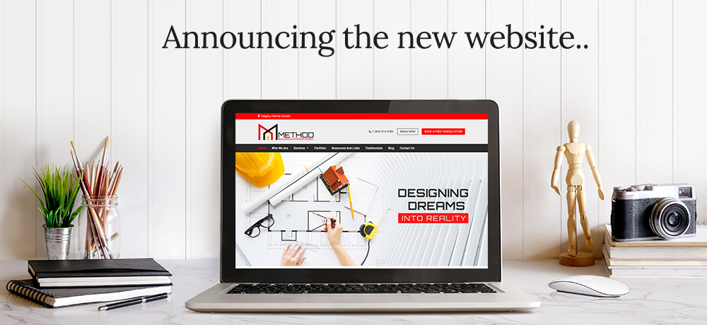 Announcing the New Website - Method Residential Design