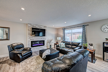 Home Improvement in Citadel Meadows, Alberta by Method Residential Design