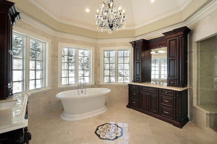 Bathroom Renovation Atlanta GA by Old Castle Home Design Center