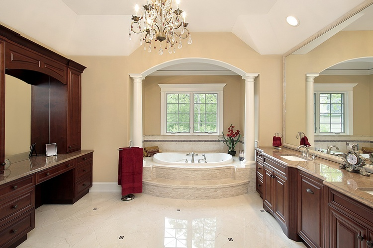 Complete Bathroom Remodeling Services by Old Castle Home Design Center