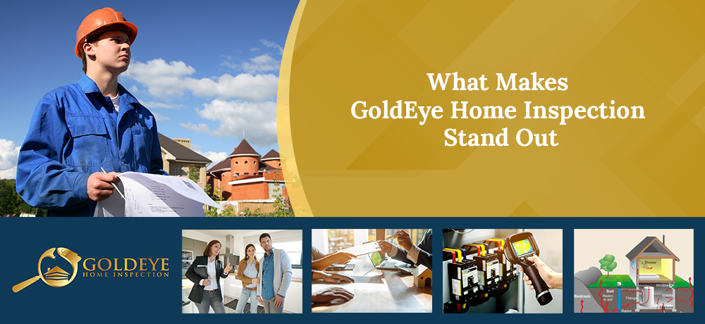 What Makes GoldEye Home Inspection Stand Out