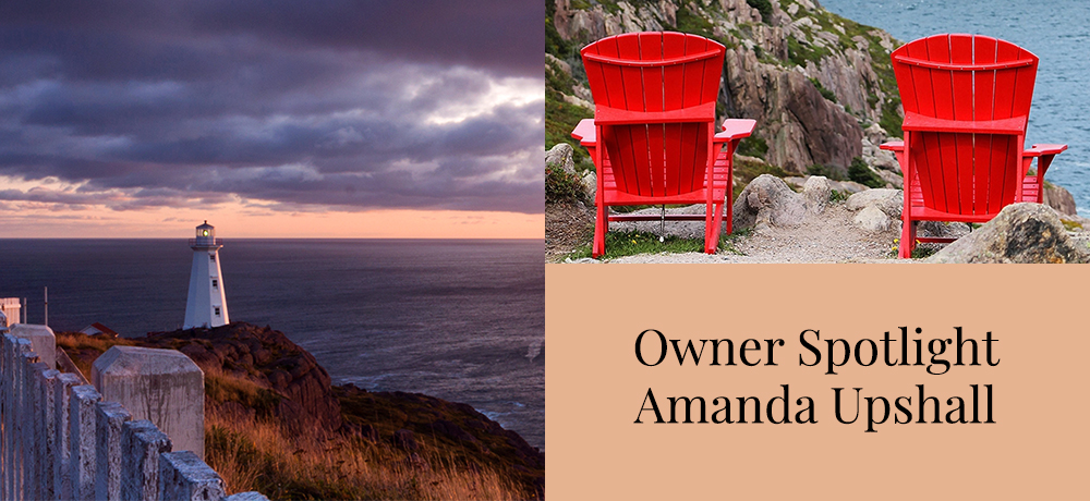 Owner Spotlight: Amanda Upshall