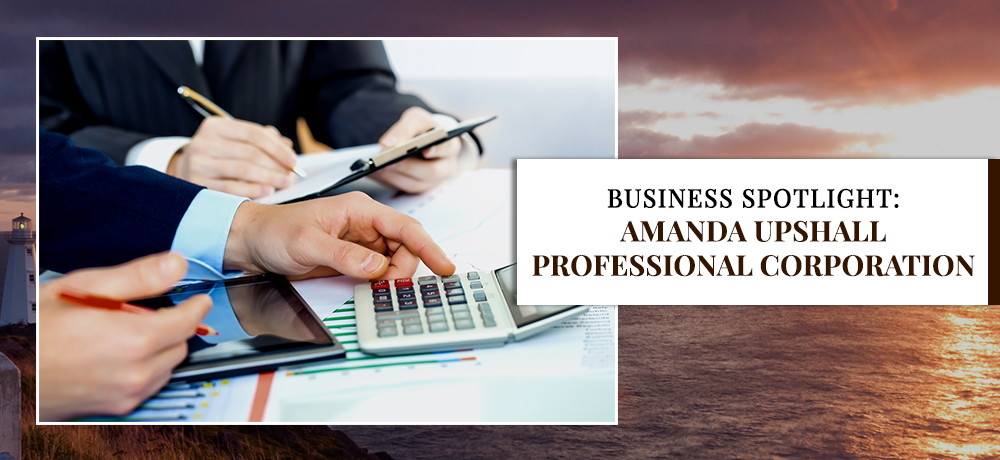 Business Spotlight: Amanda Upshall Professional Corporation