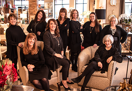 Interior Designers in Carmel, IN at Luxe Home Interiors - Luxe Home Interiors