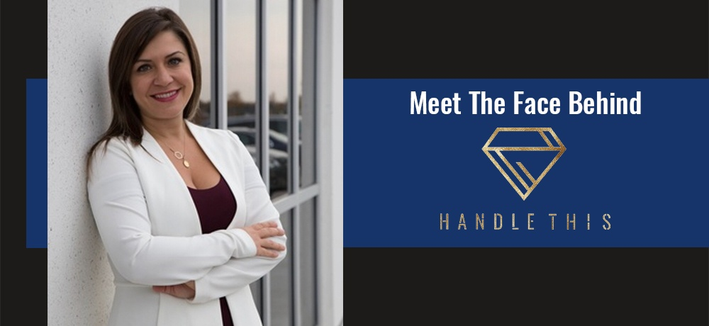 Meet the Face Behind Handle This - Mirna Mensour