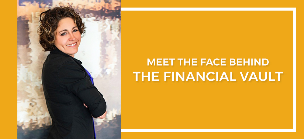 Meet The Face Behind The Financial Vault