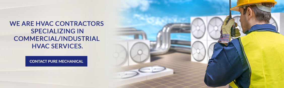 Commercial HVAC services Pickering