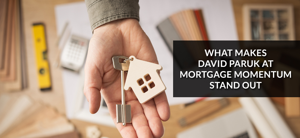 What Makes David Paruk at Mortgage Momentum Stand Out
