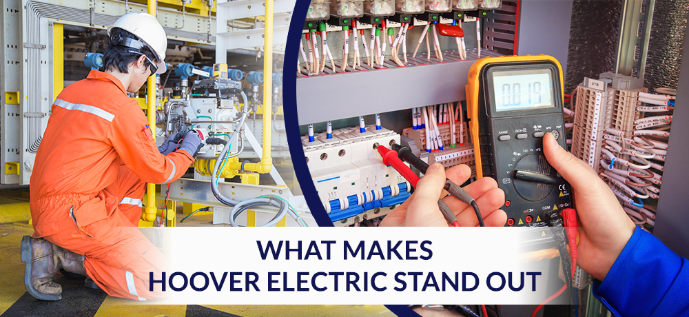 What Makes Hoover Electric Stand Out