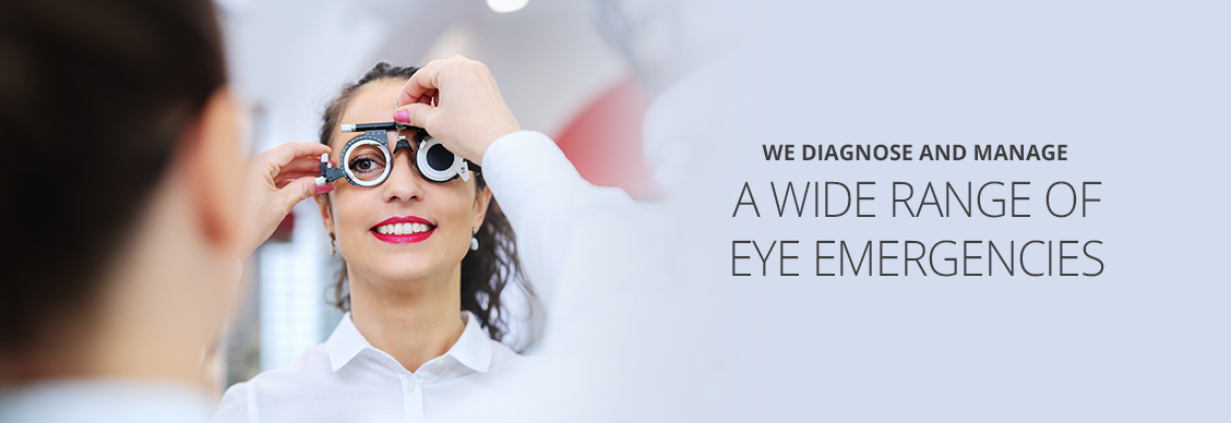Emergency Eye Care in Markham