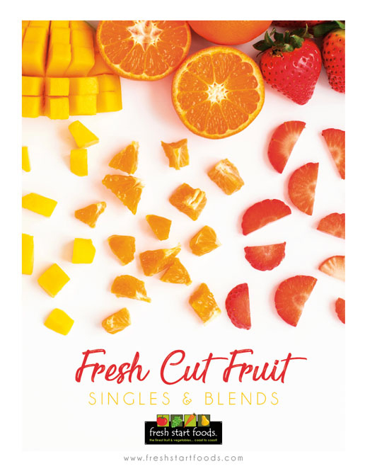 Ready to Eat Fresh Cut Fruits available at Fresh Start Foods - Wholesale Produce Distributors Alberta