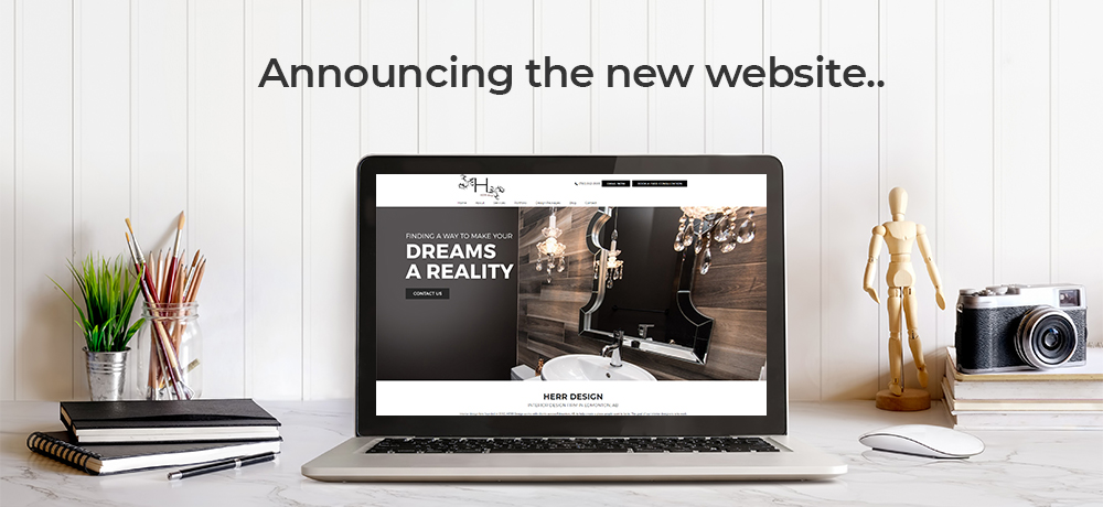 Announcing the new website -  Herr Design