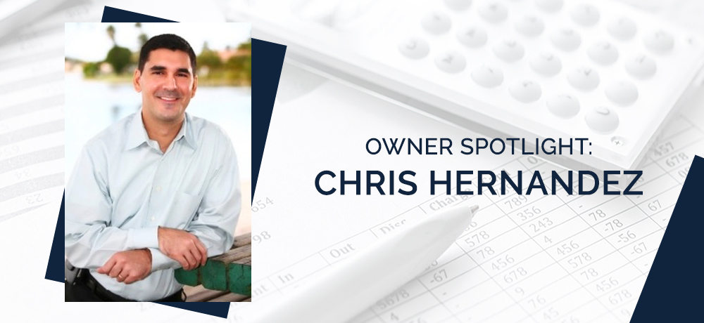 Owner Spotlight: Chris Hernandez