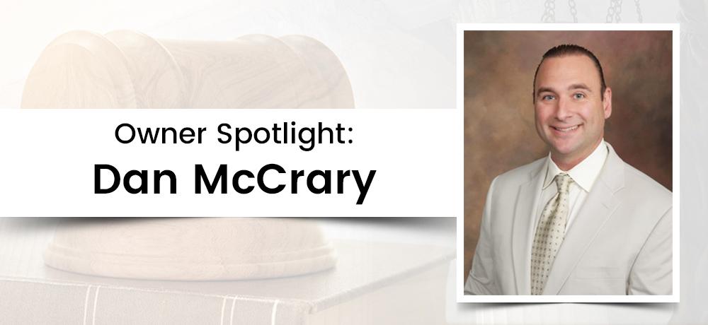 Owner Spotlight: Dan McCrary