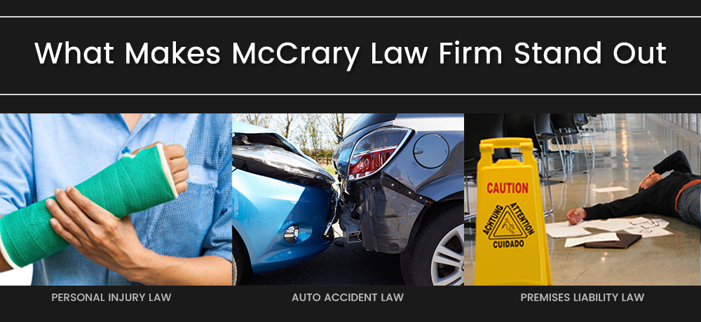 What Makes McCrary Law Firm Stand Out