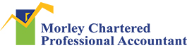 Morley Chartered Professional Accountant Logo