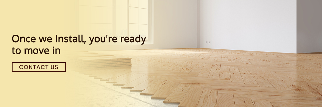Once We Install, You are Ready to move In - Hardwood Floor Installers in Dearborn Heights, Michigan