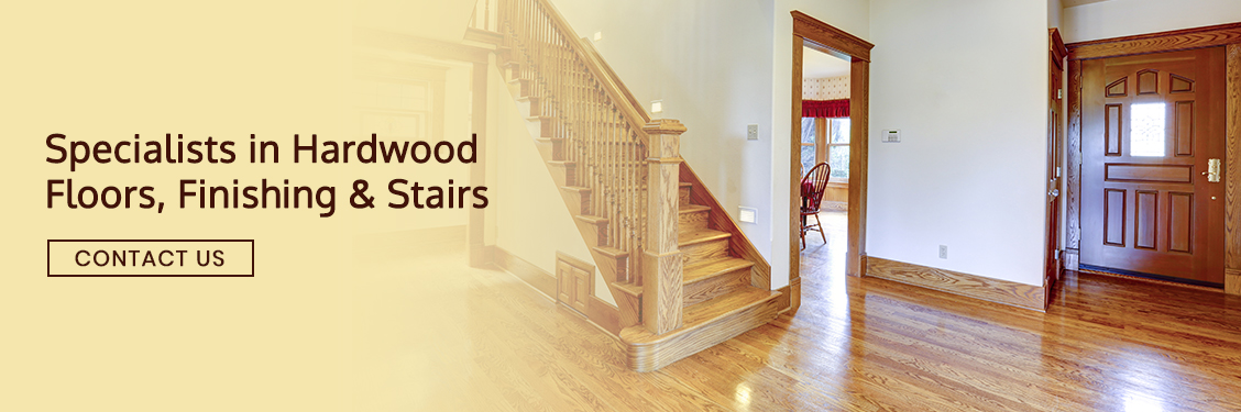 Specialists on Hardwood Floors, Finishing and Stairs by Detroit Hardwood Contractors