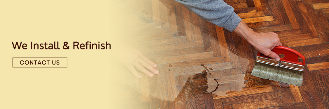We Install and Finish - Flooring Contractors in Dearborn Heights, Al Havner and Sons Hardwood Flooring