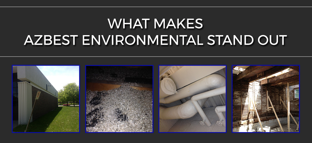 What Makes Azbest Environmental Stand Out