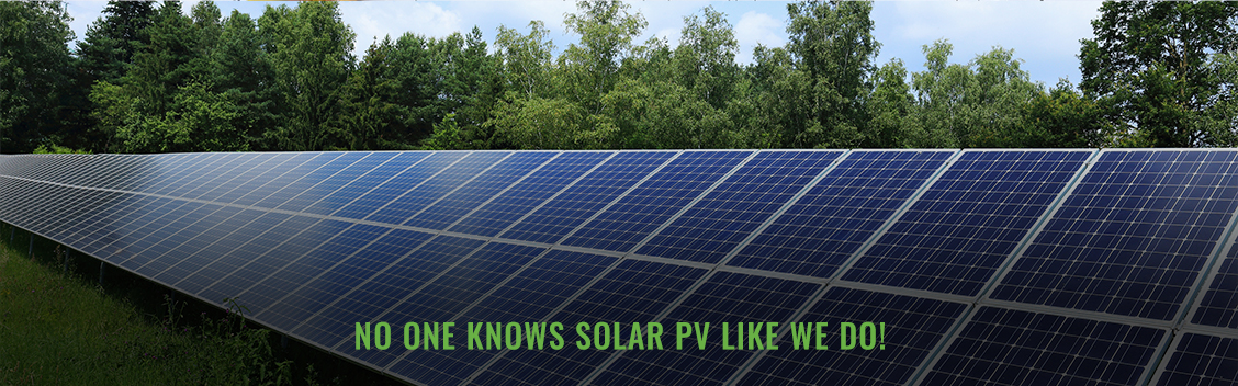No One Knows Solar PV Like We Do