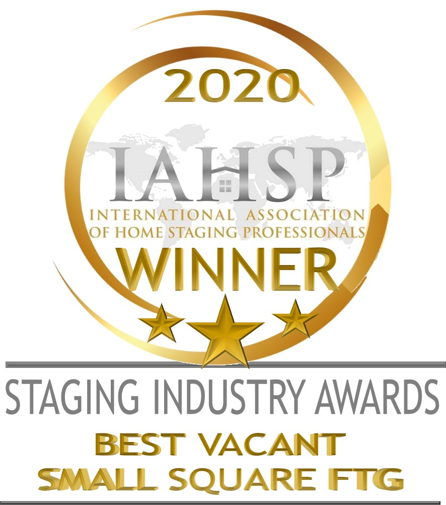 International Association Of Home Staging Professionals Winners - Staging Industry Awards Best Vacant Small Square FTG