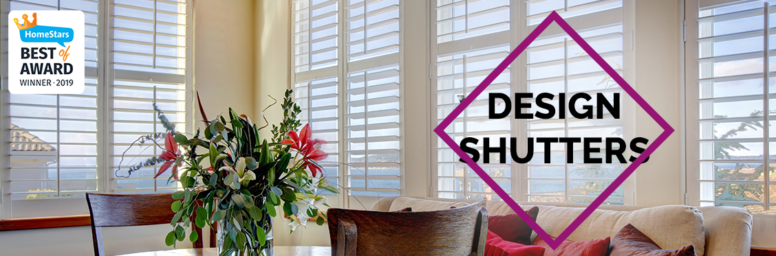 Design Shutters Installations Brampton