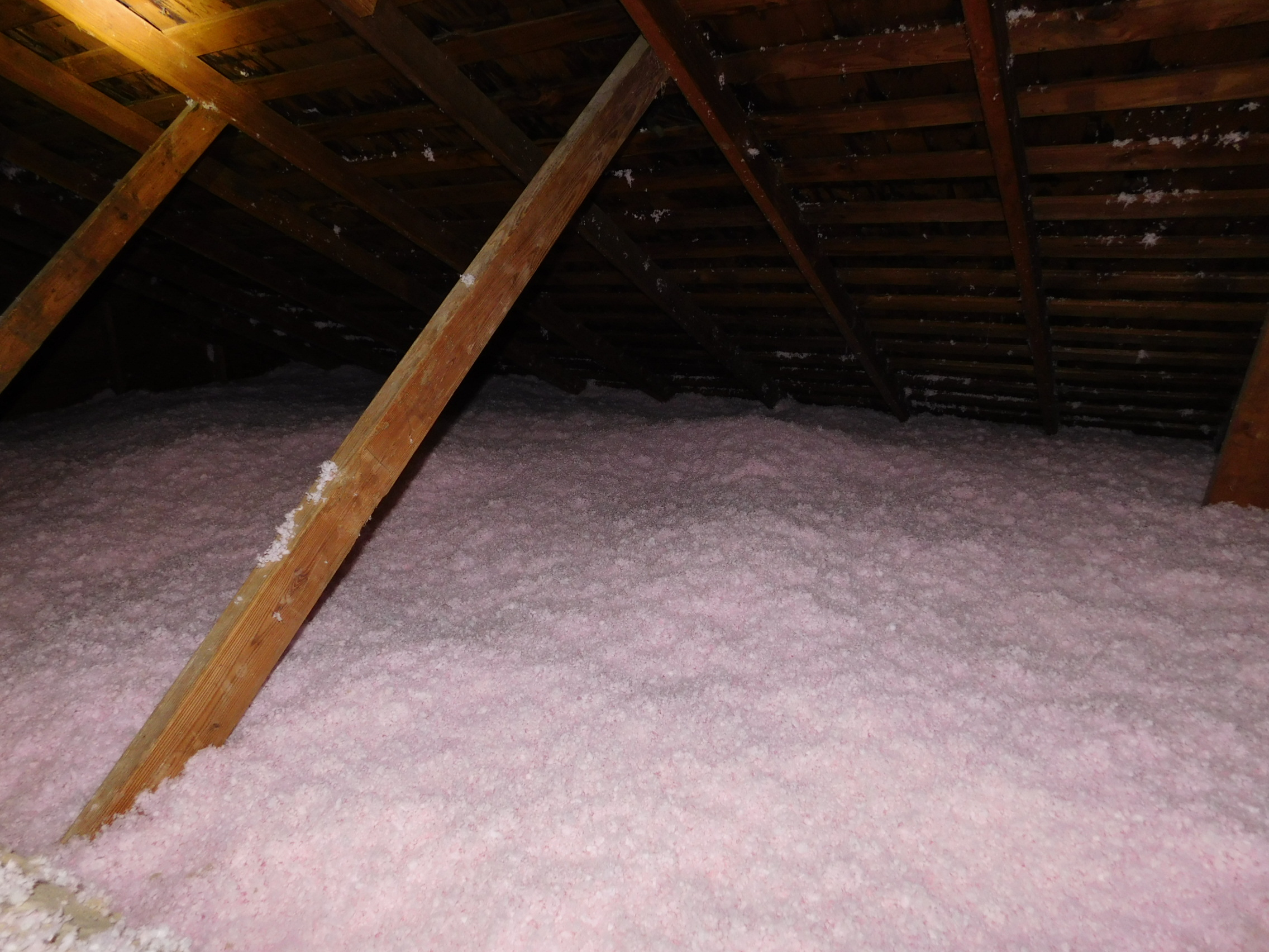 How to insulate attic