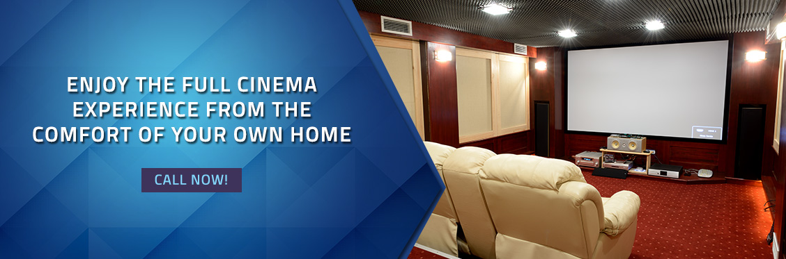 Home Theater Installations Alamo CA