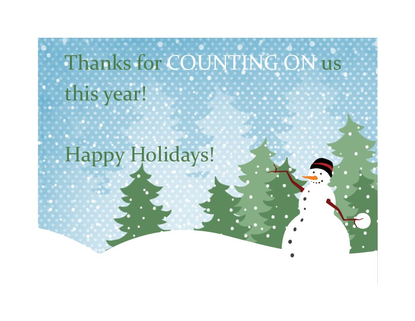 Season's Greetings from MCPA - McGowan Chartered Professional Accountant