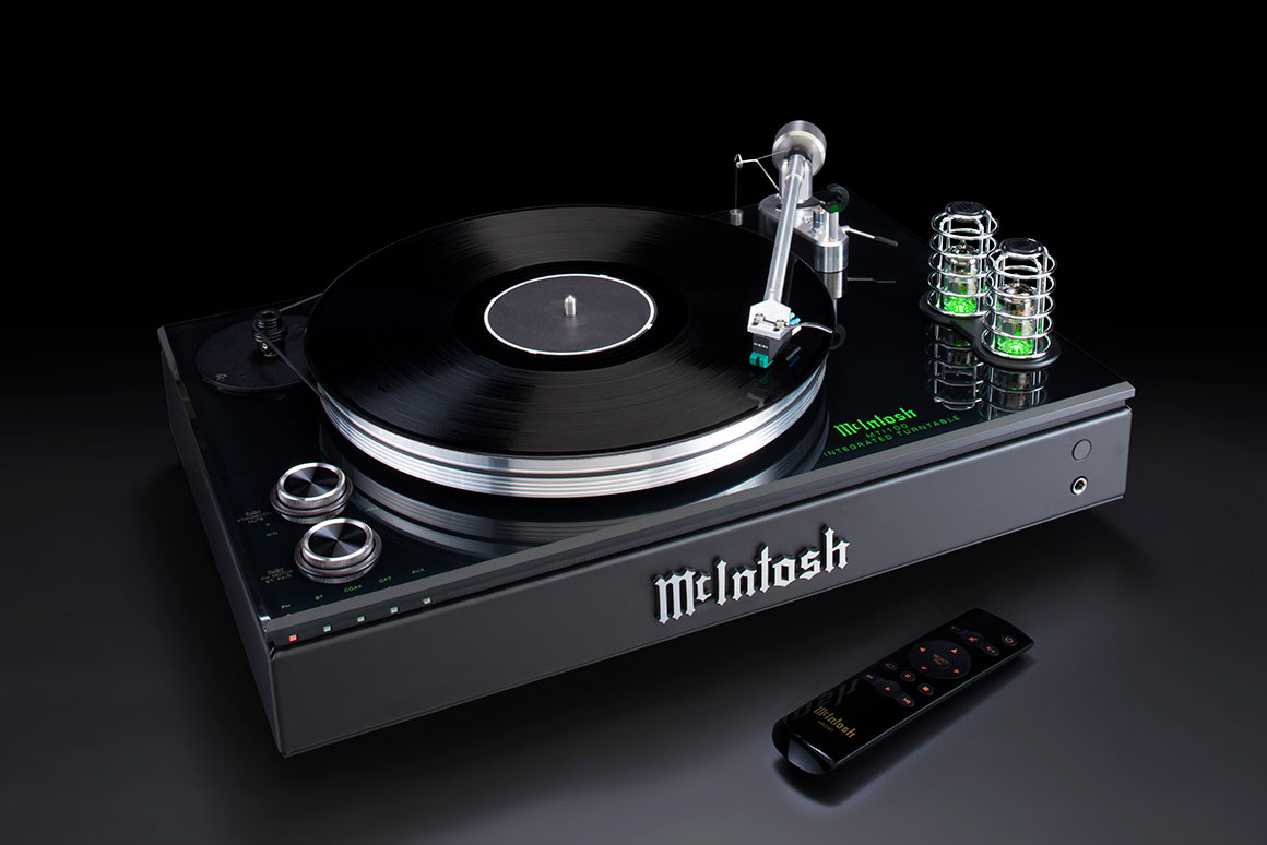 Mcintosh MT1100 Turntable