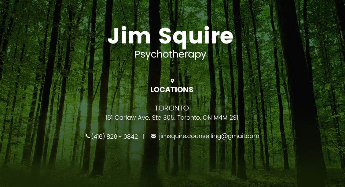 Counselling Services Toronto