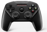 Black Steelseries Wireless Game Controller - Wave Connects