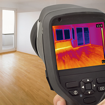 Woodstock Thermal Imaging Scan Services