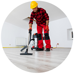 Post Construction Cleaning Services Pickering by Fresh and Shiny