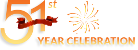 51 years celebration