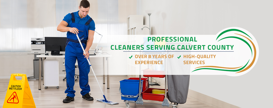 Professional Cleaners Serving Calvert County