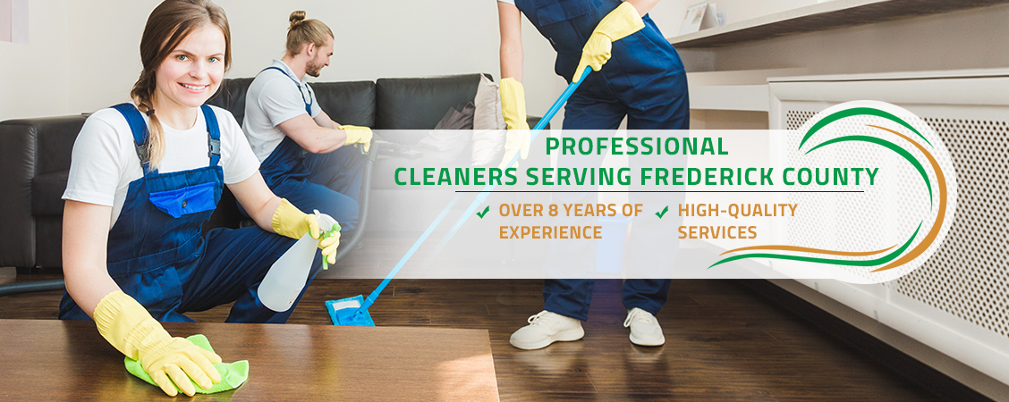 Professional Cleaners Serving Frederick County