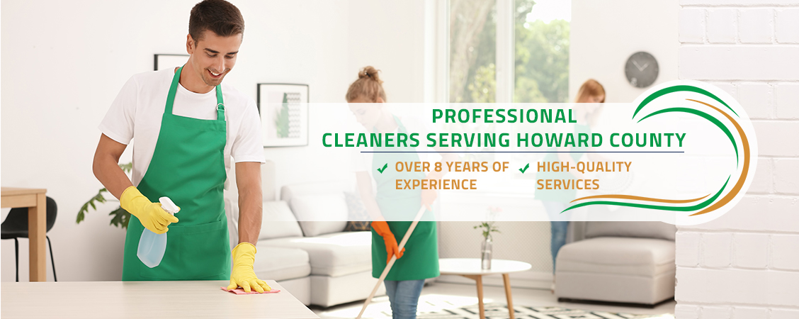 Professional Cleaners Serving Howard County