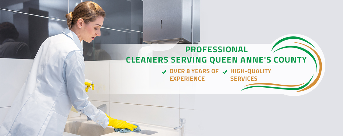 Professional Cleaners Serving Queen Anne's County