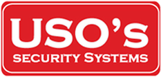 USO Security Systems Logo