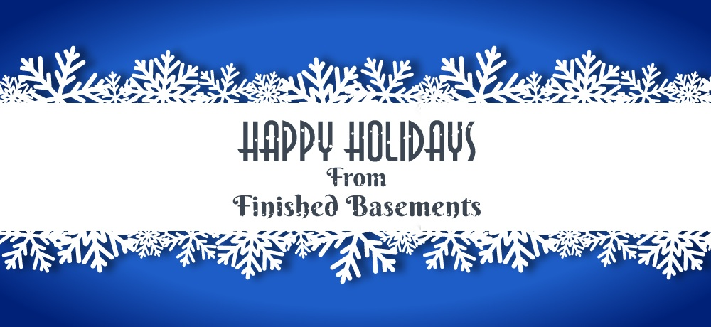 Season's Greetings From Finished Basements