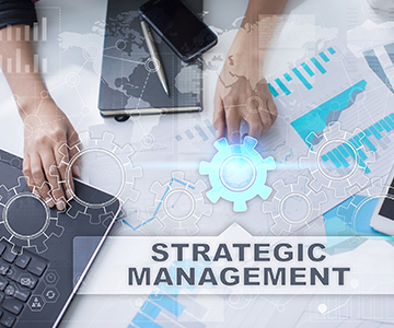 Strategic Management - Greater Portland Area