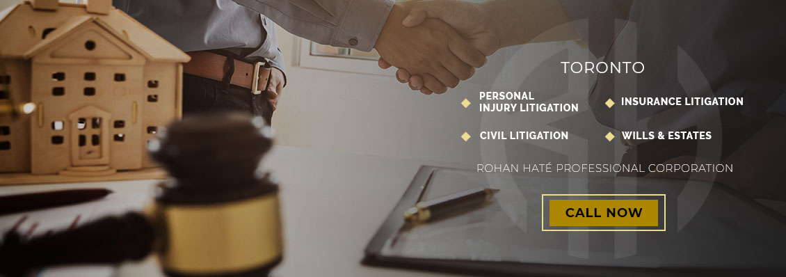 Personal Injury Lawyer Toronto